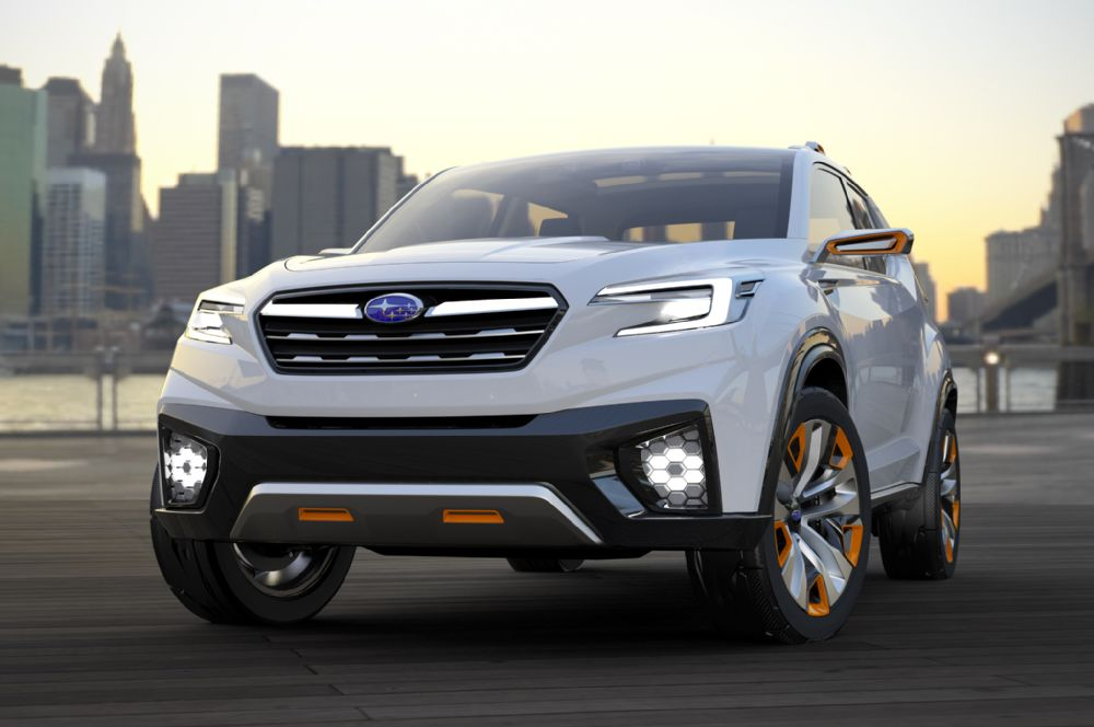 Subaru prepared two new concepts for the 2015 Tokyo auto show