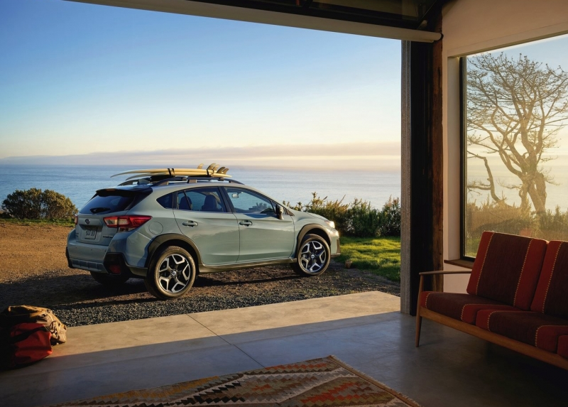 The 2018 Subaru Crosstrek will get a manual transmission in the US
