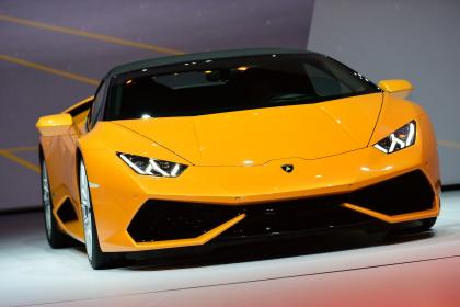 Brand new Jaguar, Lamborghini and Infiniti models at the Frankfurt Motor Show