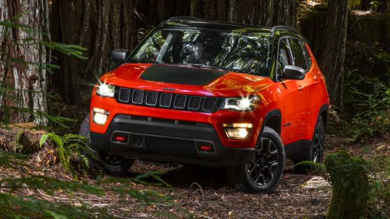 The next-generation Jeep Compass debuts in Brazil with new look!