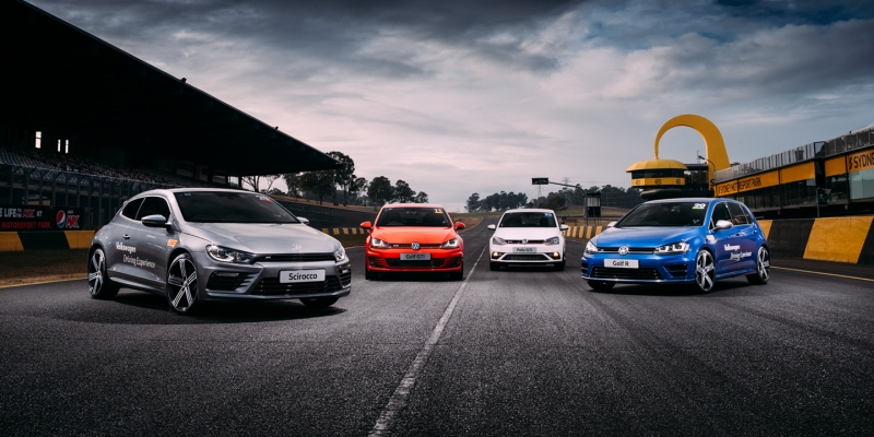 The Volkswagen Driving Experience is back for 2016!