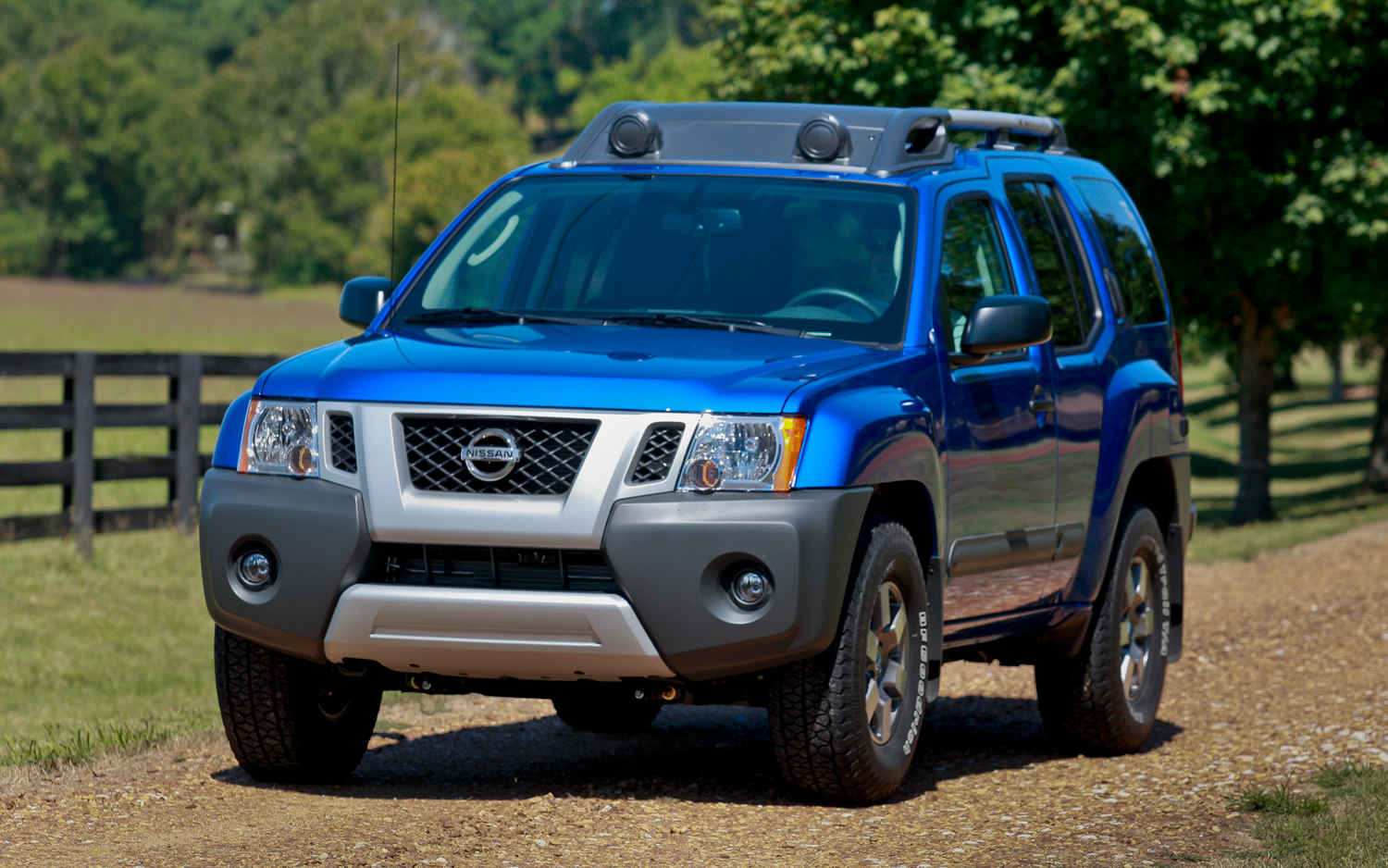 The funky SUV Nissan Xterra eliminated by new safety regs