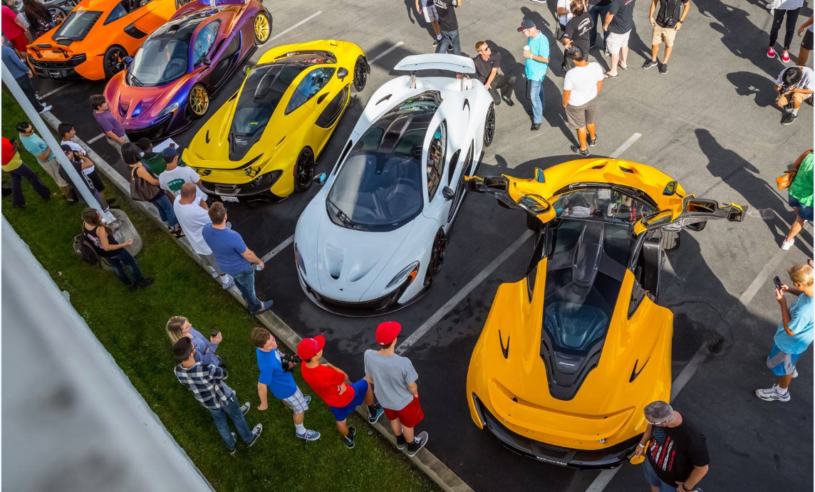 Eyecatching Exotic Cars At The Most Recent Lamborghini Newport - Lamborghini newport beach car show 2018