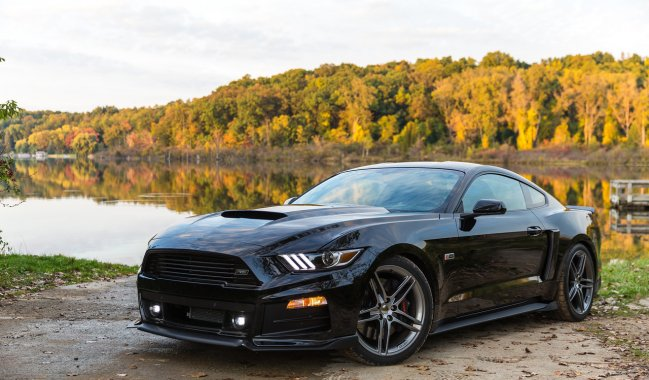 2015 Saleen 302 Black Label Mustang
