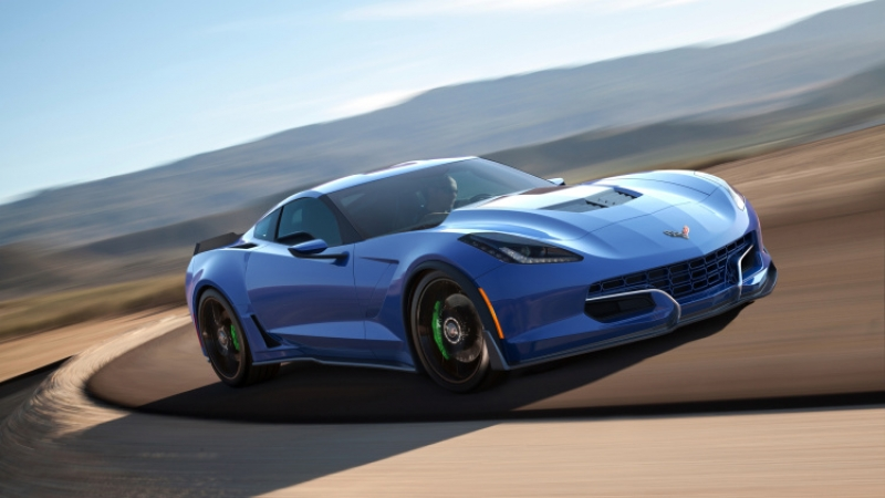 The new all-electric Corvette comes with 600 horsepower!