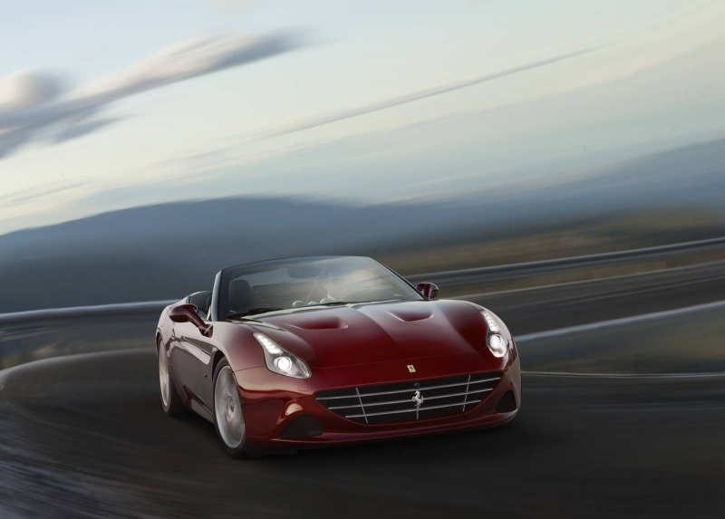 The 2016 Ferrari California T Handling Speciale is an outstanding turbocharged supercar