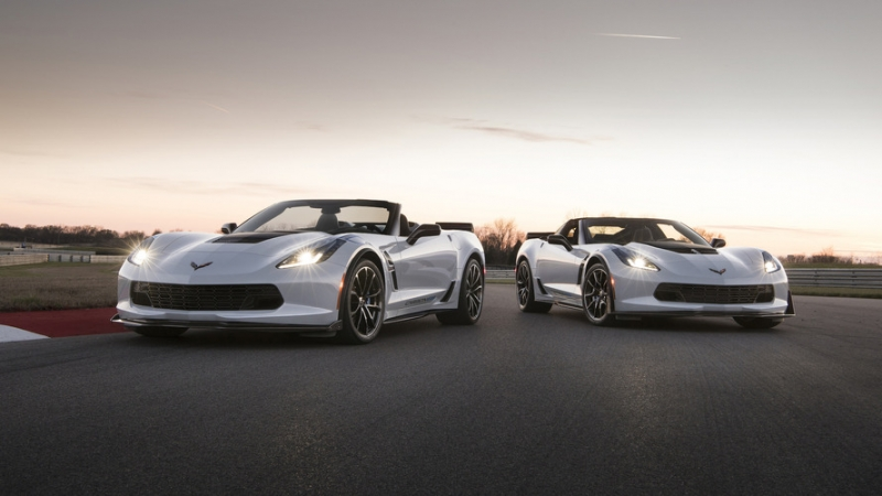 The legend revives: 2018 Corvette Carbon 65 Edition