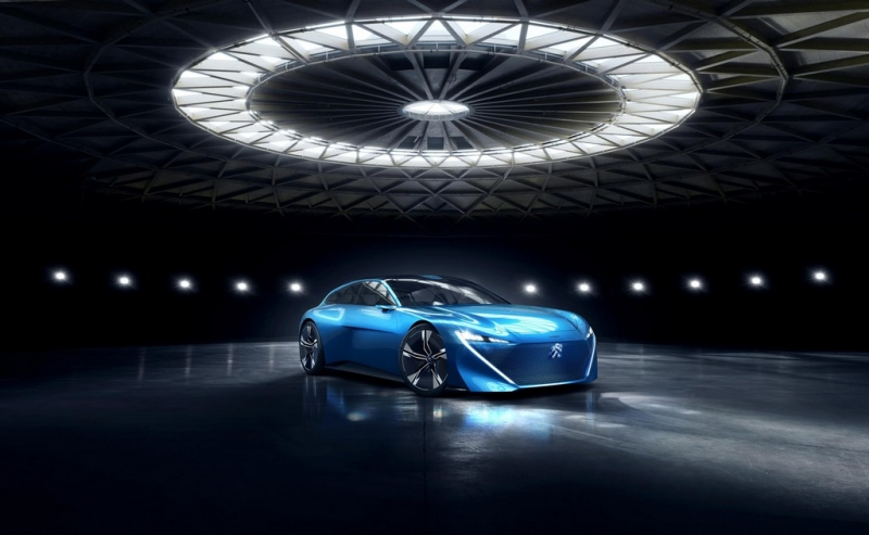 The new autonomous Peugeot Instinct concept looks promising