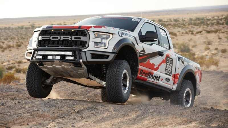 The New Ford F-150 Raptor Is Going to Best in the Desert Off-Road Race