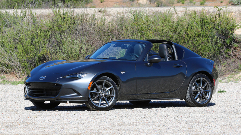 Mazda Miata Gets Heavily Updated