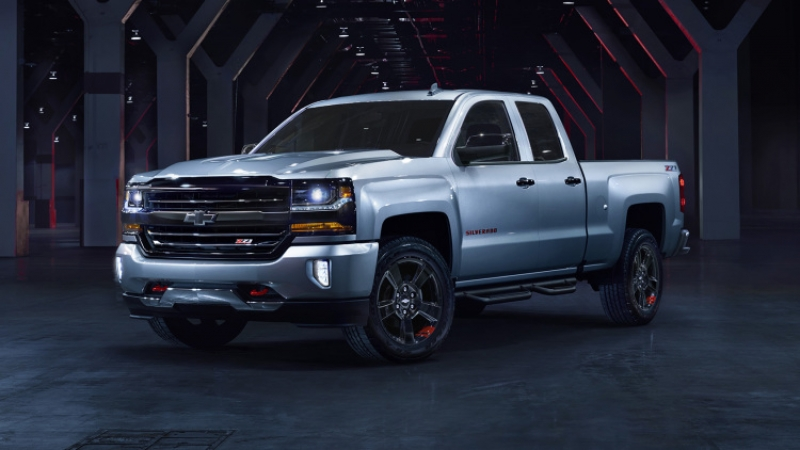 Nine Chevy's newest models to get Redline treatment