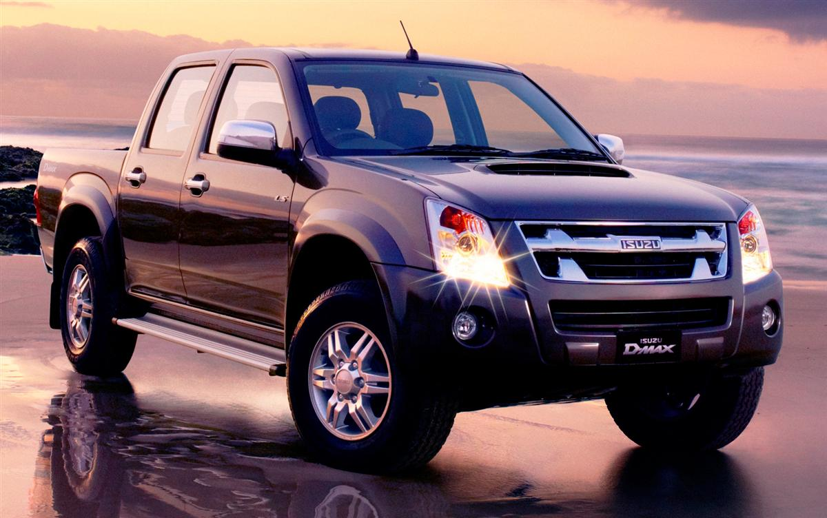 Isuzu D-MAX impresses with practicality and power