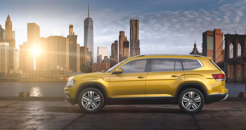 The seven-seat Volkswagen Atlas' price gets announced