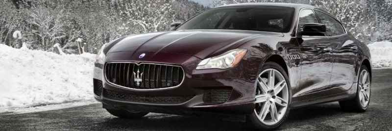 The new 2016 Maserati Quattroporte or the old one?