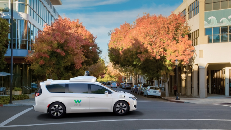 Say hello to Google Waymo's new self-driving cars