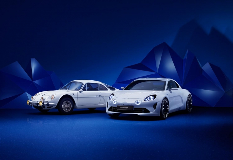 Renault's Alpine sports car brand will be soon revived