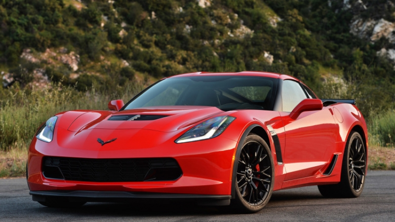 The 2017 Chevrolet Corvette Z06 is coming this fall!