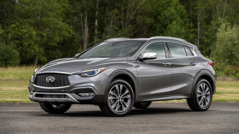 The new 2017 luxury crossover – Infiniti QX30!