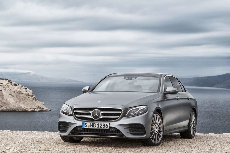 The new 2017 Mercedes-Benz E-Class was worth the wait