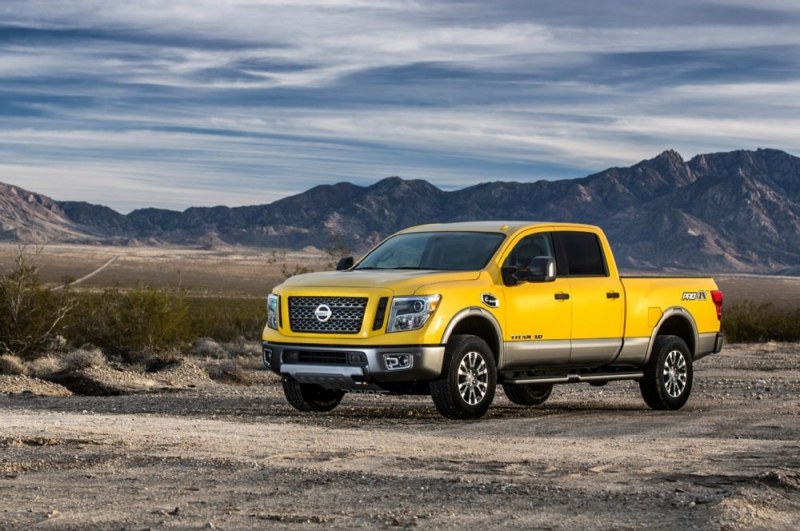 Nissan may be the new leader in the truck market
