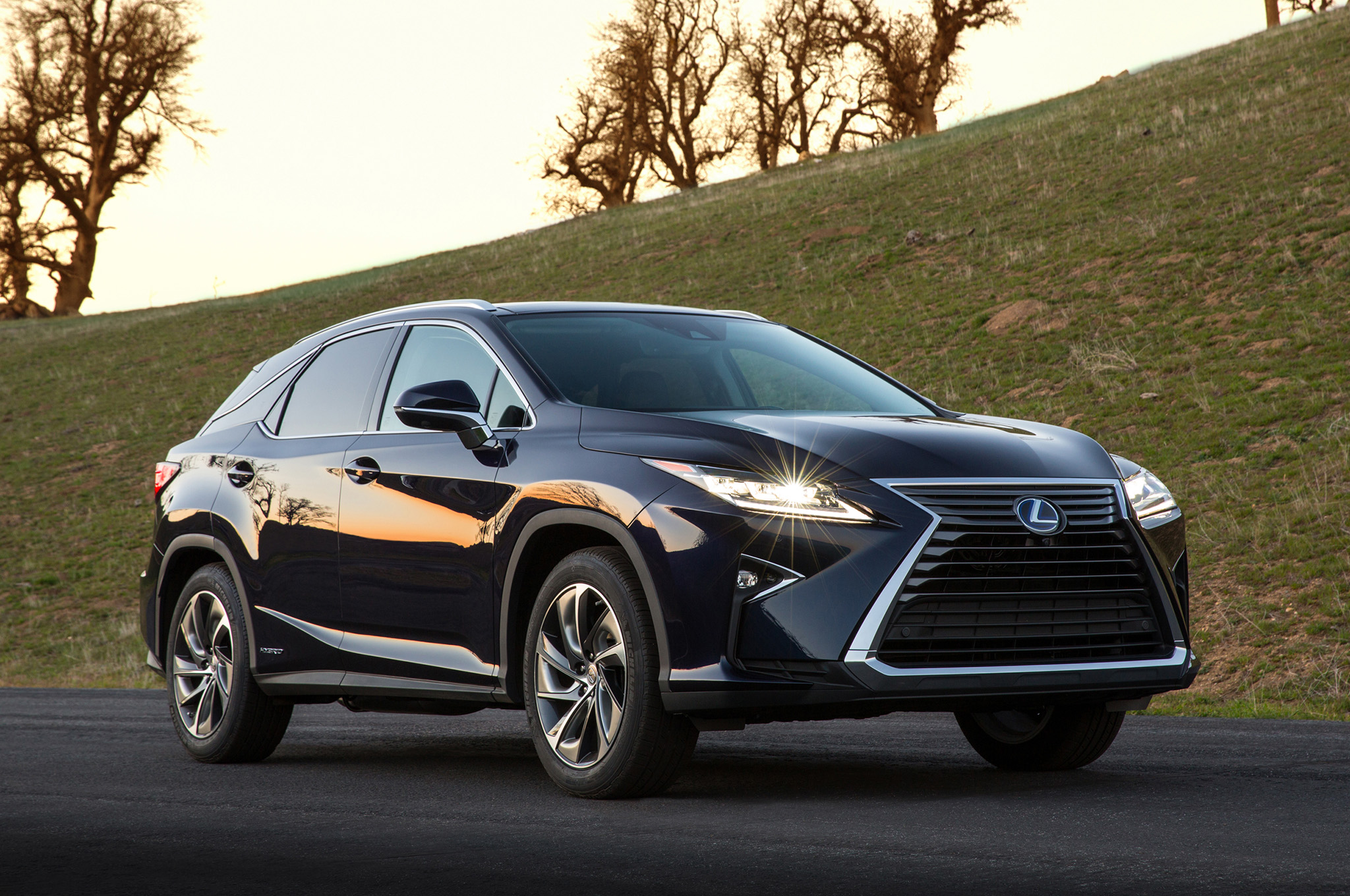 The 2016 Lexus RX gets a boost of refinement