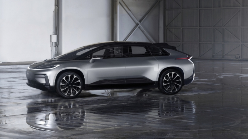 Is the Faraday Future FF 91 realistic?