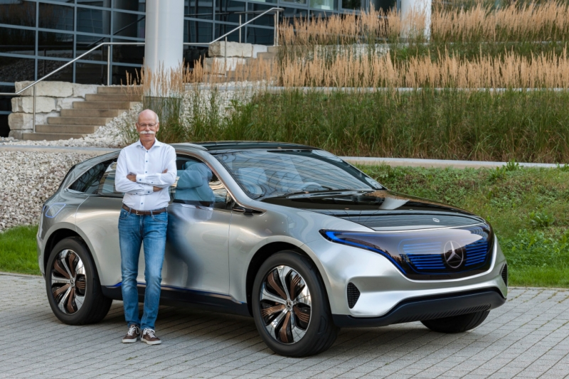 Daimler to spend $11 billion on 10 new EV models by 2022