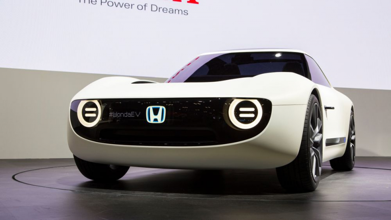 Honda Sports EV Concept: effortlessly cool and awesome