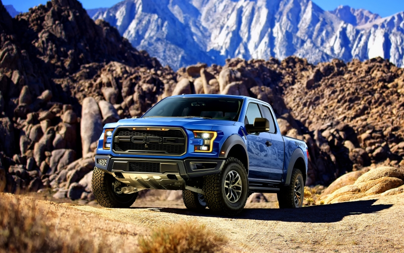 Ford will build hybrid models of the F-150 pickup and Mustang