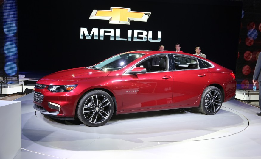 Lower price for 2016 Chevrolet Malibu