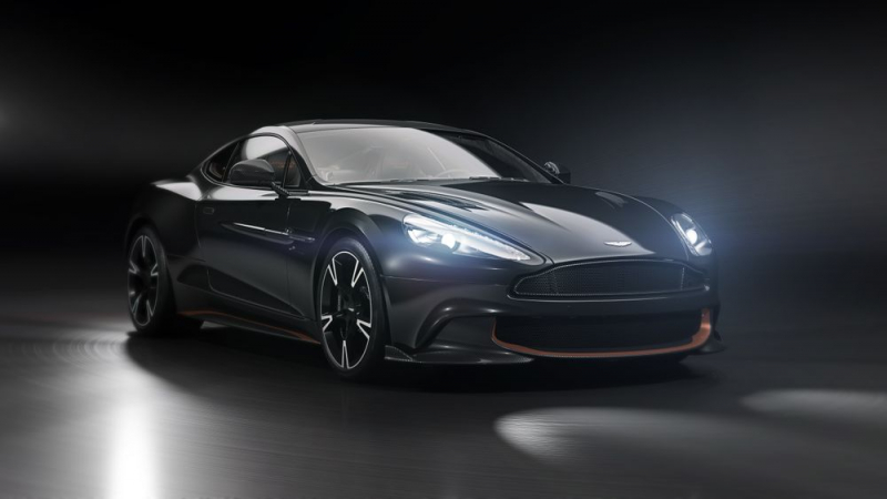 Aston Martin starts orders for its jaw-dropping Vanquish S Ultimate
