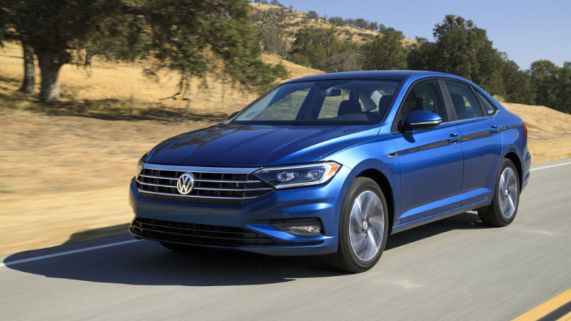 New VW Jetta GLI Coming With GTI-Grade Improvements