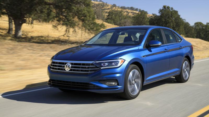 New VW Jetta GLI Coming With GTI-Grade Improvements