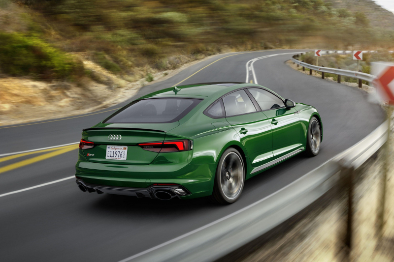 The 2019 Audi RS5 Sportback: Classy and Stylish