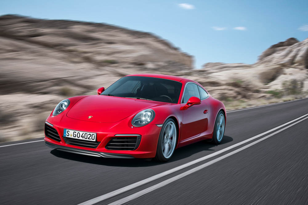 New Porsche's Carrera and Carrera S will hit the U.S. next spring
