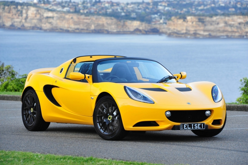 The new Lotus Elise comes back by 2020!