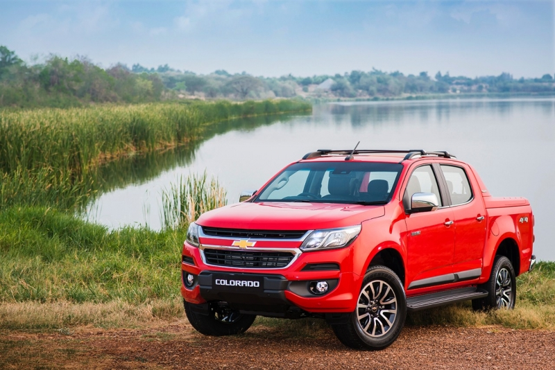 The 2017 Chevrolet Colorado gets more power!