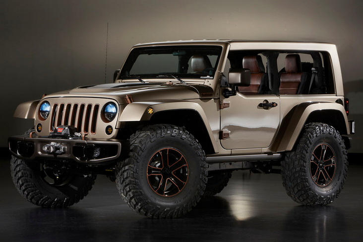 2018 Jeep Wrangler will have certain body suspension modifications