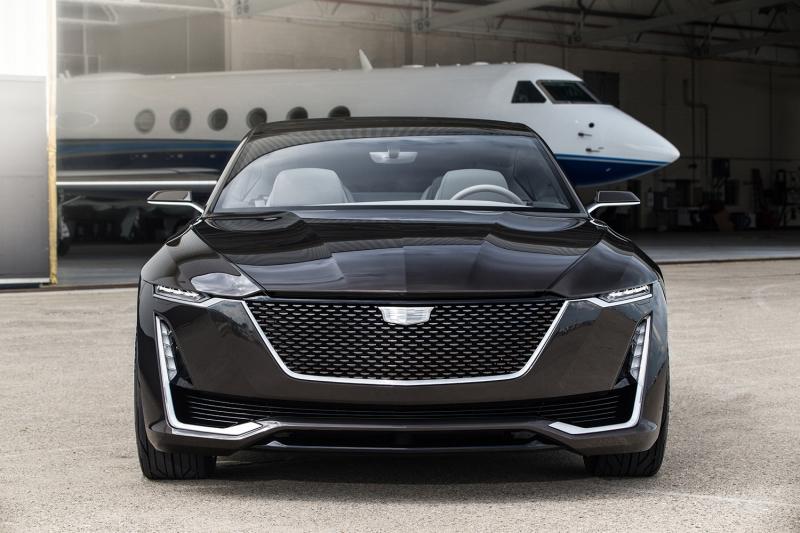 Cadillac Escala Concept - The Pinnacle of Premium
