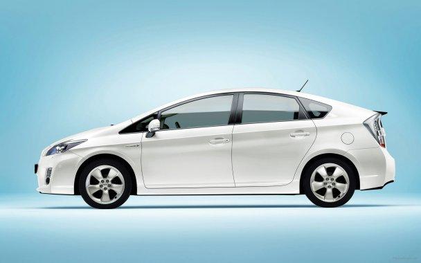 Toyota Prius History