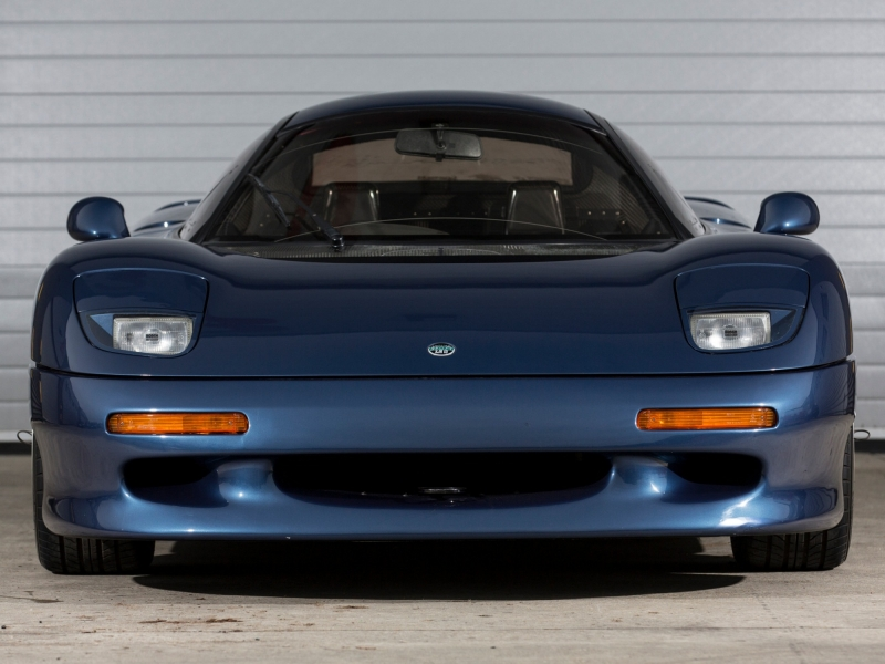 The Jaguar's nearly-forgotten XJR-15 race car is up for sale