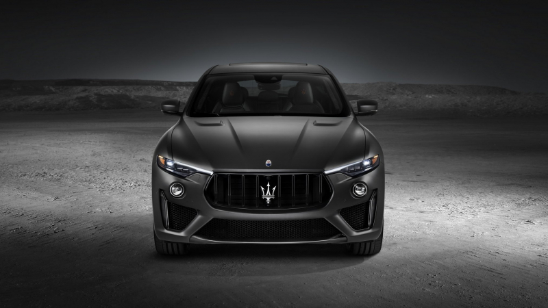 The 2018 Maserati Levante Trofeo: A real top dog SUV