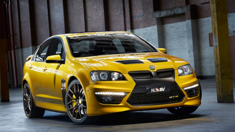 Last Holden Commodore will get ZR1 power!