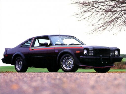 Dodge Aspen Super Coupe '1978