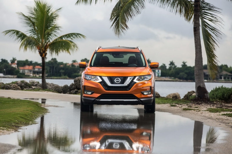 Nissan Rogue hits the markets with its first hybrid version ever