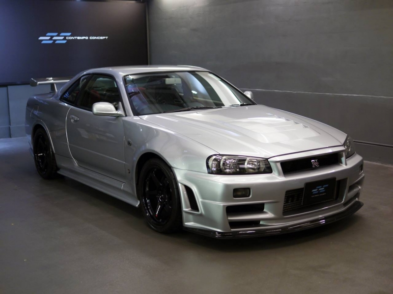 A cool Nissan Skyline GT-R for sale in Hong Kong for a cool $510,000