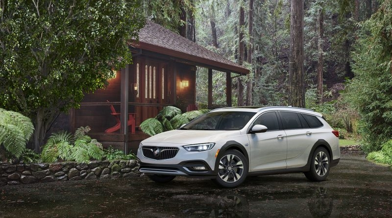 Buick Regal TourX' starting price undercuts other luxury wagons