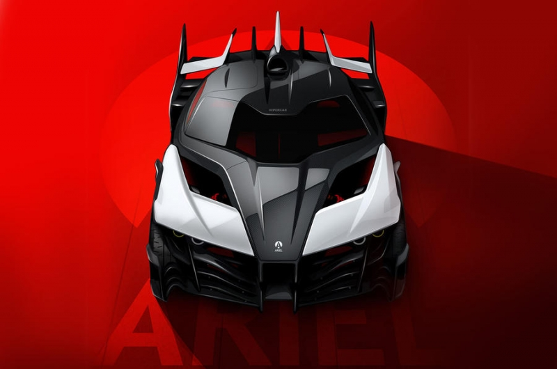 World exclusive: 1180-hp Ariel electric supercar is real