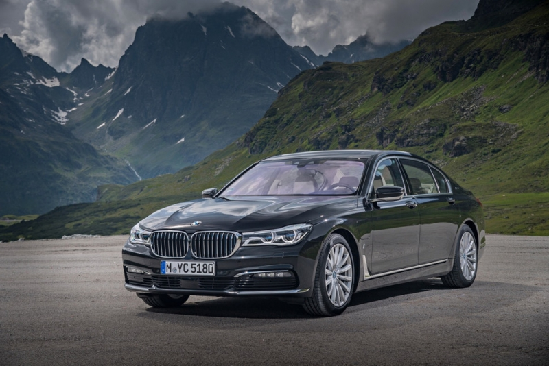 2017 BMW 740e going on sale in US starting at $89,100