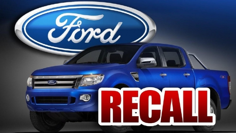 Ford is recalling nearly 391K Ranger pickups